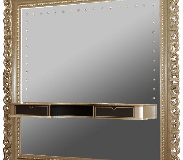 Зеркало Vismara The Frame Big Mirror Baroque