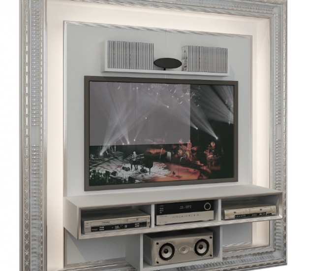 Модуль TV Vismara The Frame H.C. Art Deco