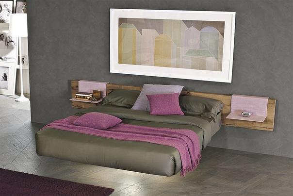 Кровать Lago Fluttua
