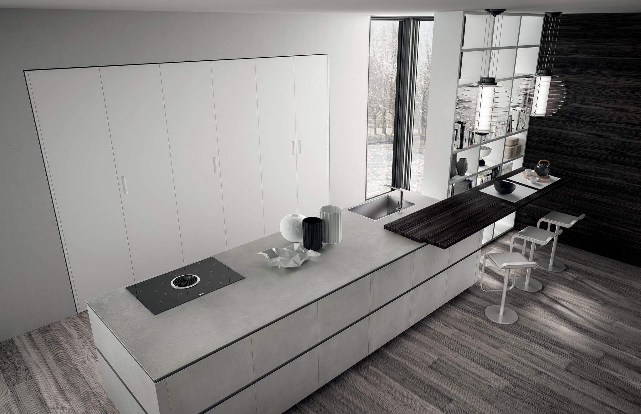 Кухонный гарнитур Aster Cucine Contempora 7