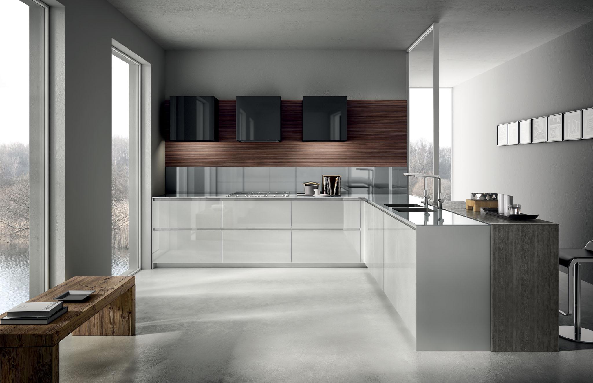 Кухонный гарнитур Aster Cucine Contempora 8