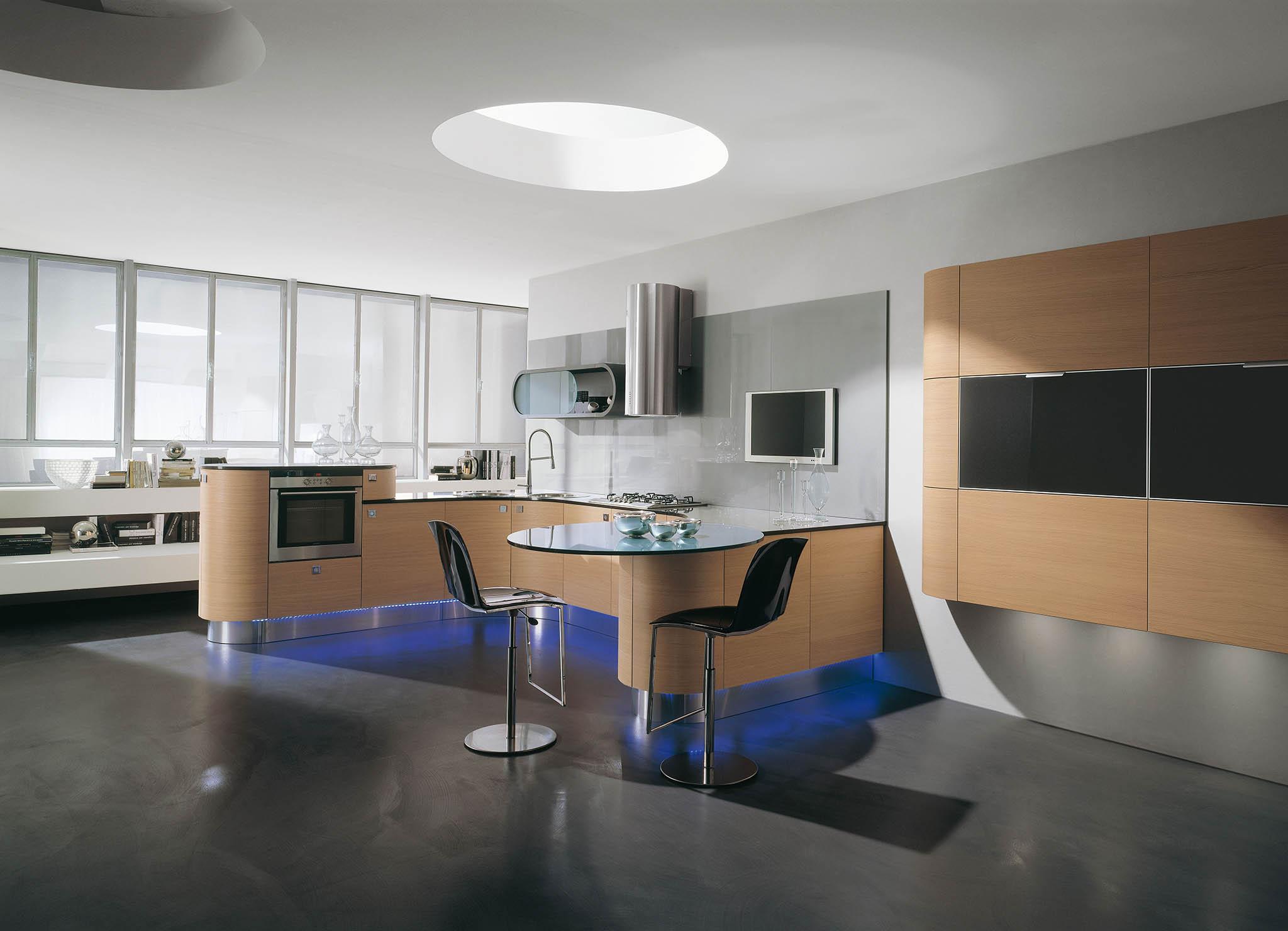 Кухонный гарнитур Aster Cucine Domina 5