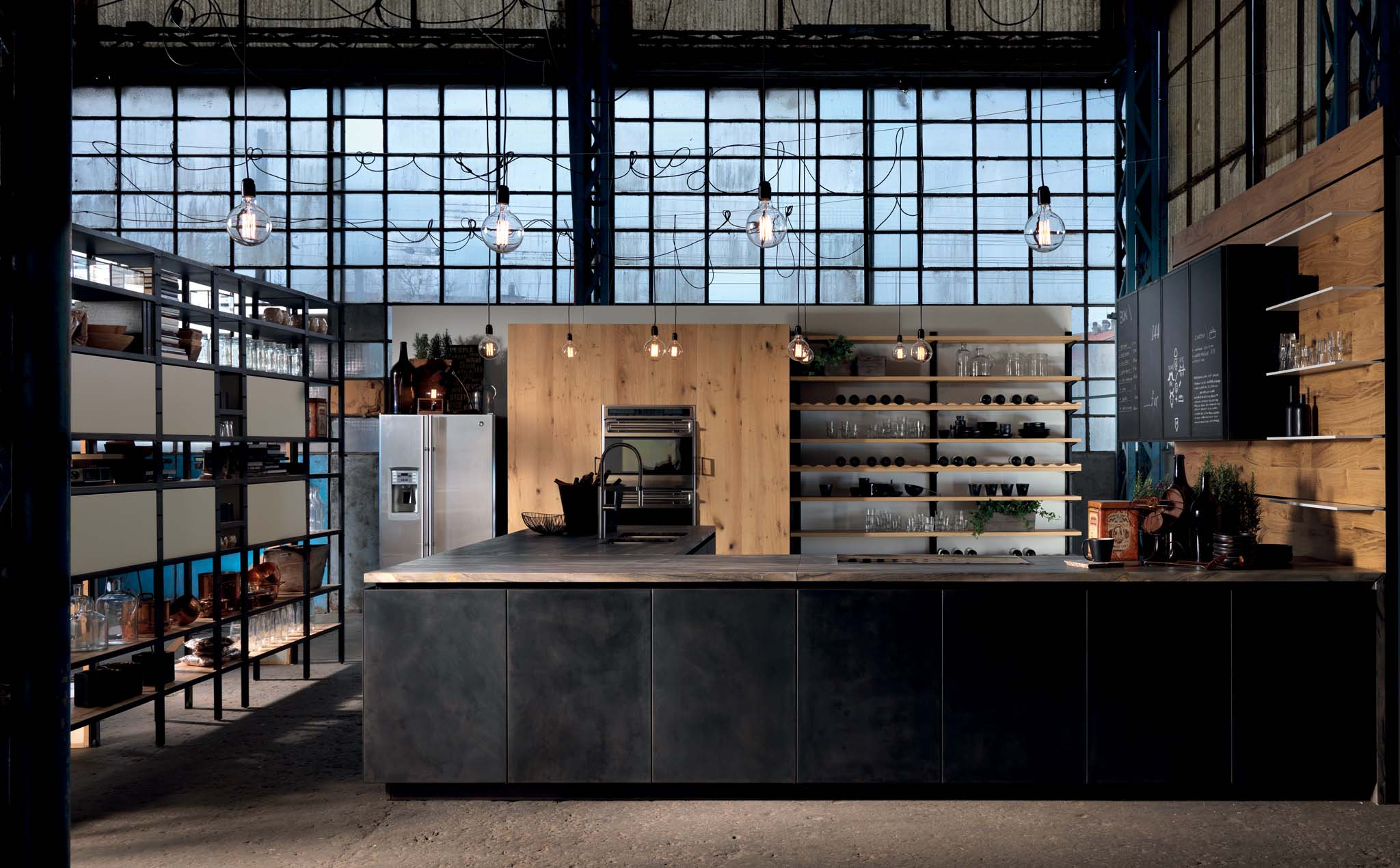 Кухонный гарнитур Aster Cucine Factory 1
