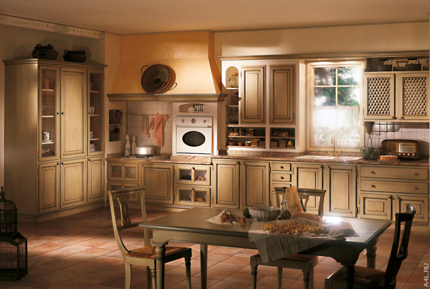 Кухонный гарнитур Bamax Fiori di Campo 05