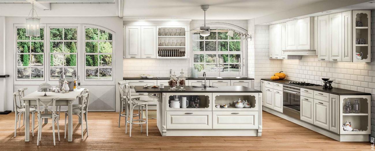 Кухонный гарнитур Berloni Athena