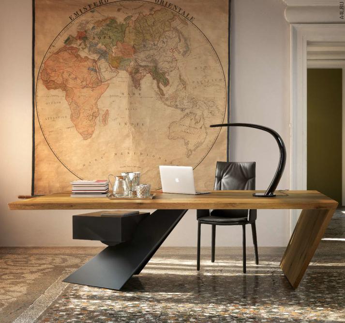 Письменный стол Cattelan Italia Nasdaq