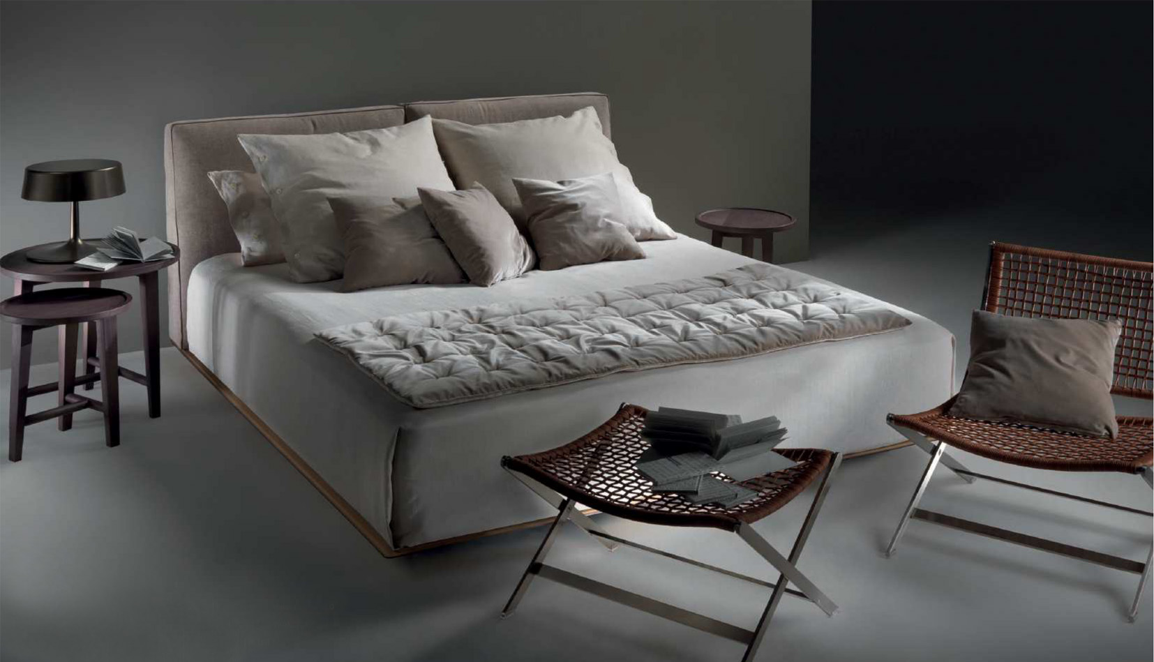 Кровать Flexform Grendemare