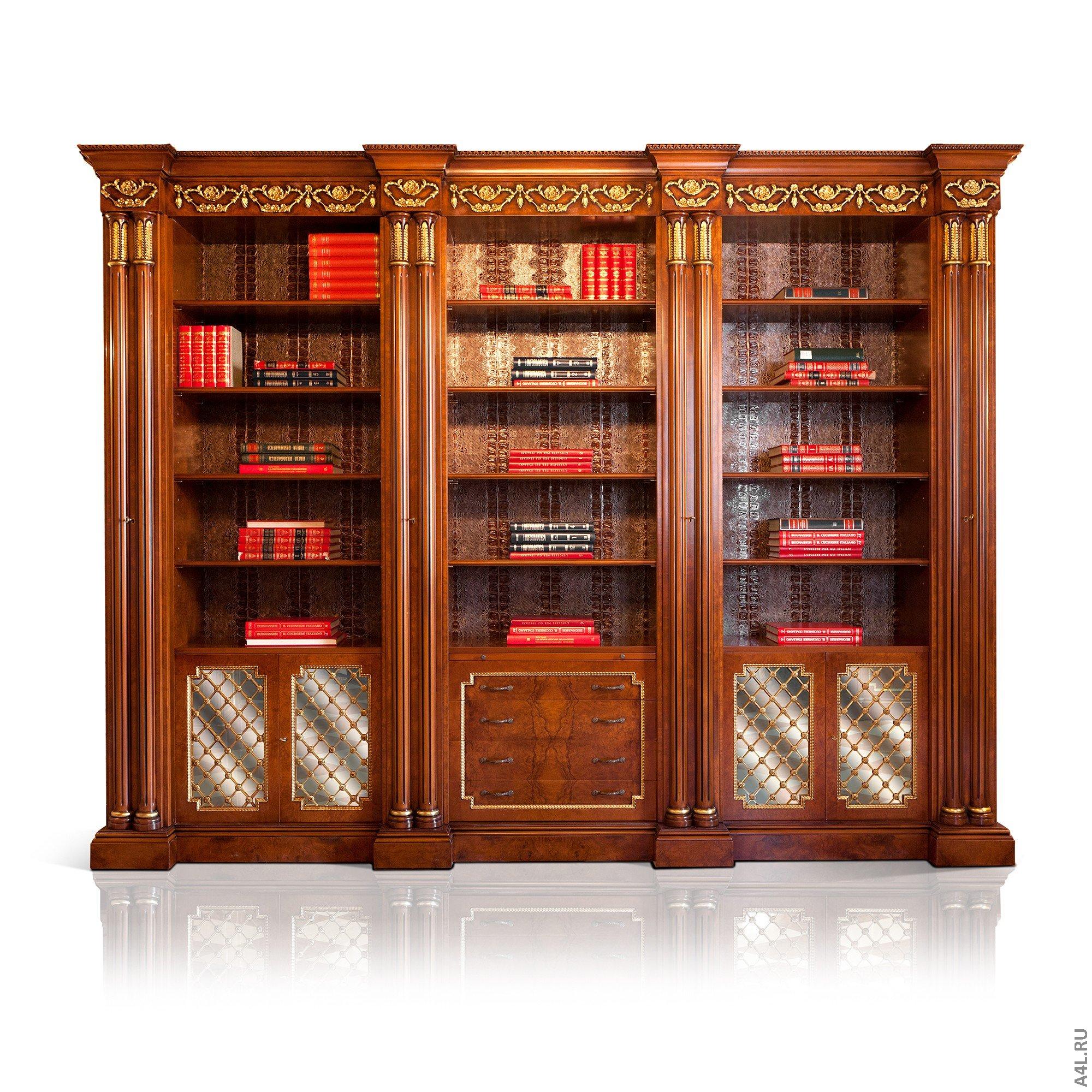 Библиотека Francesco Molon Executive L47