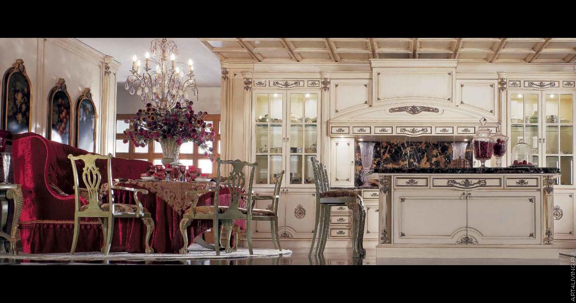 Кухонный гарнитур Jumbo Collection Prestige 215