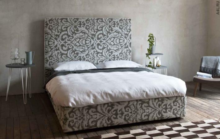 Кровать Letti&Co High