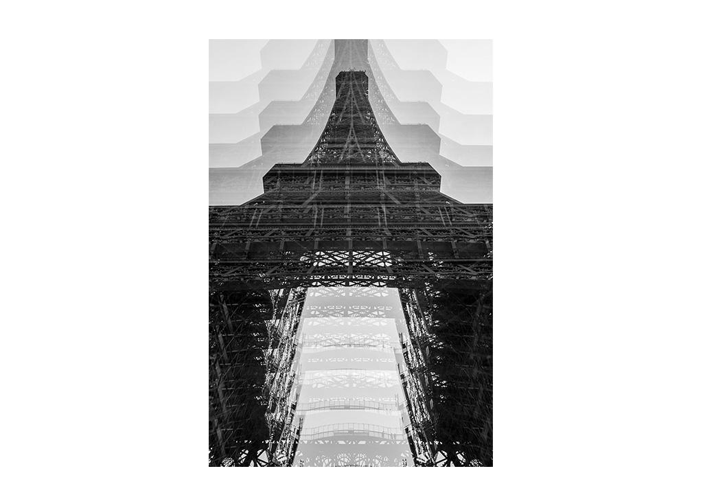 Картина Mauricio Gabbana Eiffel