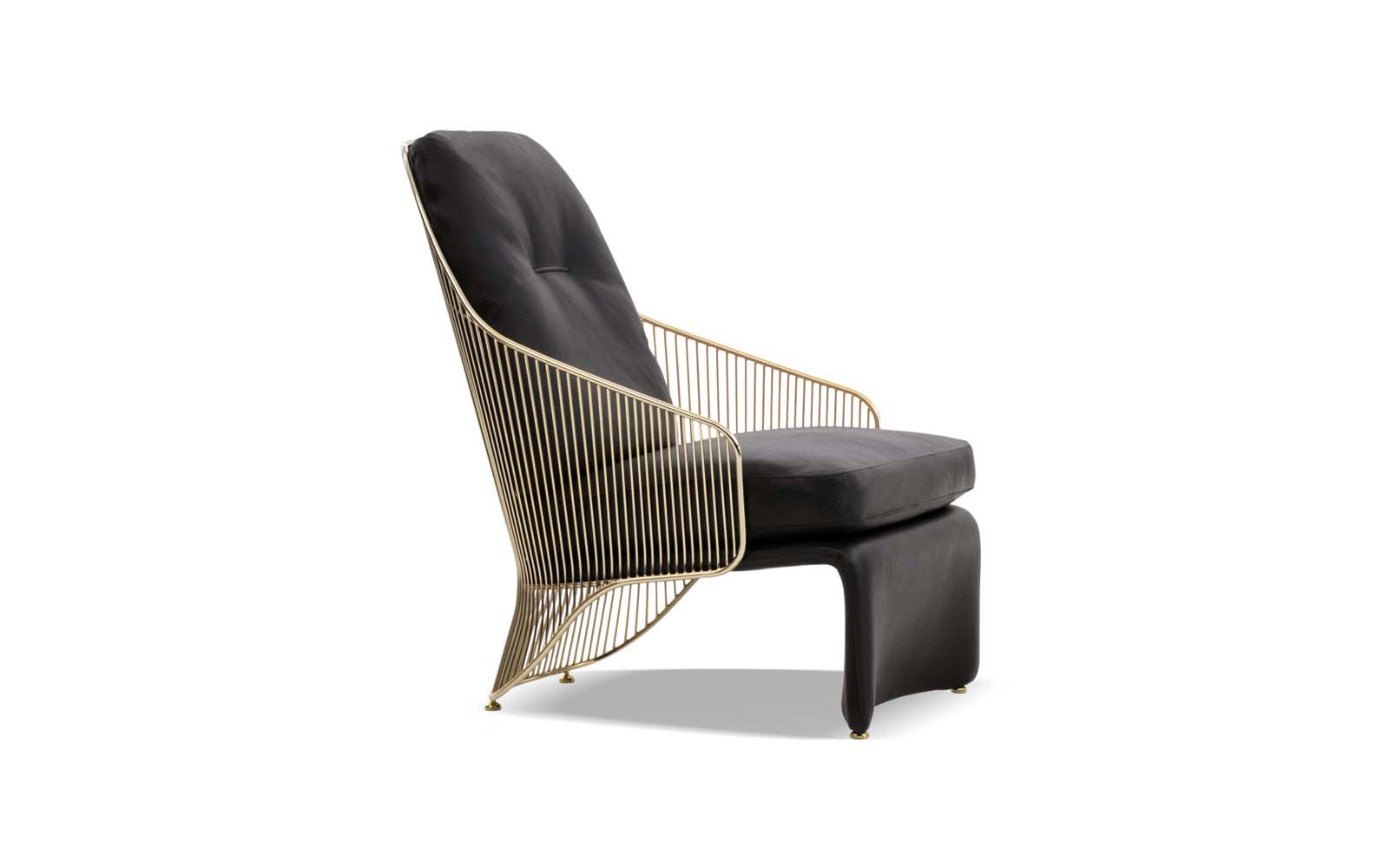 Кресло Minotti Colette