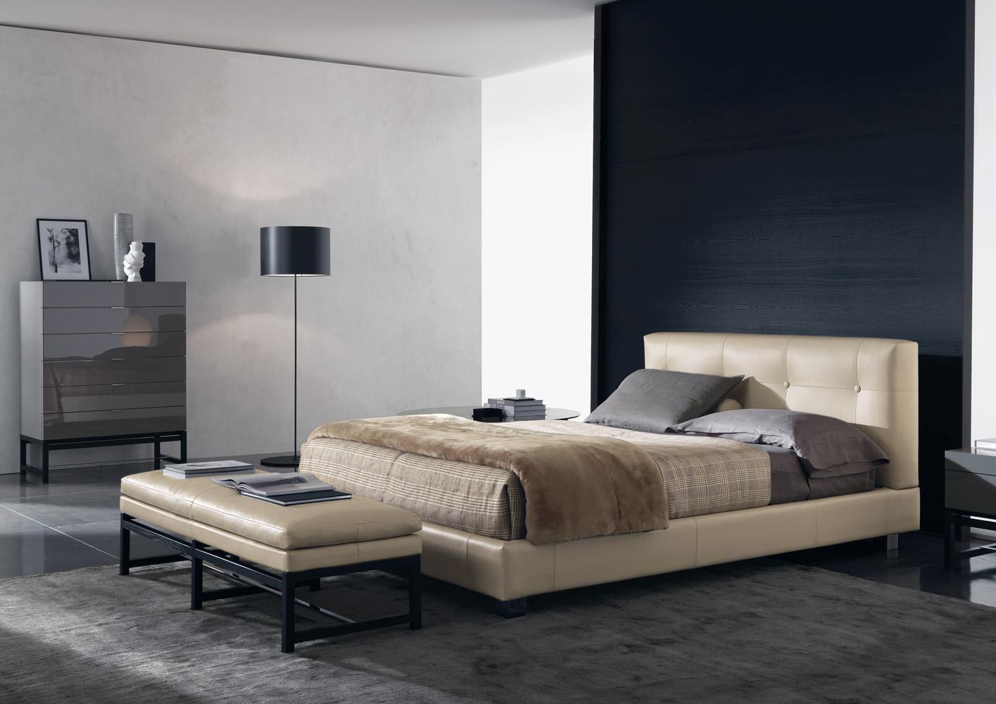 Кровать Minotti Wearing