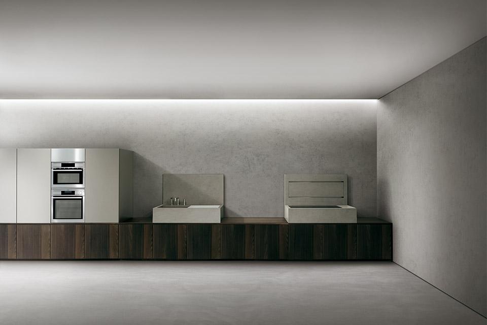 Кухонный гарнитур MK Cucine 023 1