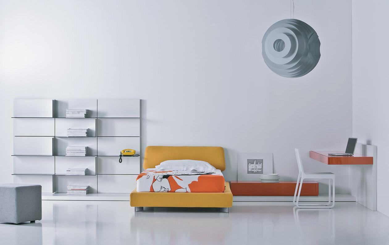 Кровать Pianca Abbraccio