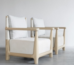 Кресло Van Rossum Abi