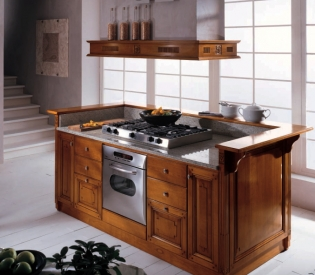 Кухонный гарнитур Bamax Fiocco di Seta Amore