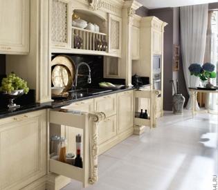 Кухонный гарнитур Bamax Venezia Ivory Oak