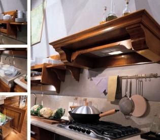 Кухонный гарнитур Bamax Altamarea Cherry