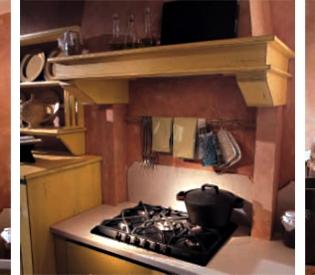 Кухонный гарнитур Bamax Bretagna Gialla