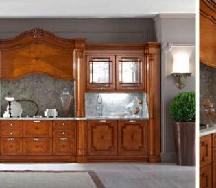 Кухонный гарнитур Bamax Elizabeth