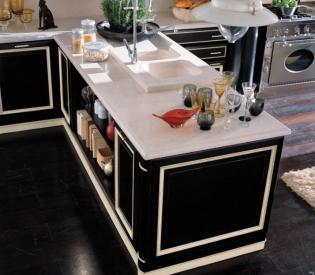 Кухонный гарнитур Bamax Grand Chef Merisier