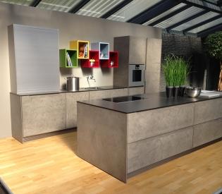 Кухонный гарнитур BEECK Küchen Hausmesse 01