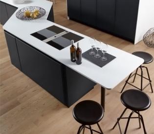 Кухонный гарнитур BEECK Küchen Colorline Ap
