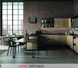 Кухонный гарнитур Berloni Charisma