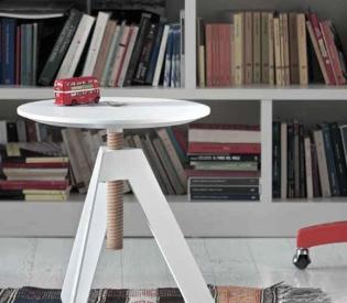 Столик Bontempi Casa Basalto