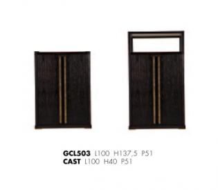 Шкаф Ego Columbia GCL503 CAST