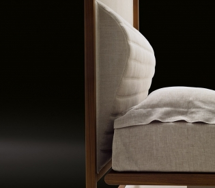Кровать Giorgetti Ira