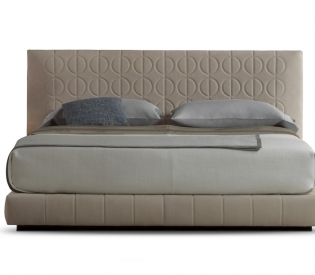 Кровать Minotti Curtis