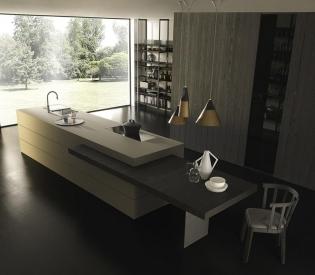 Кухонный гарнитур Modulnova Blade 6