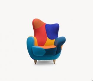 Кресло Moroso Alessandra