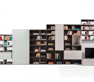 Библиотека Pianca Spazioteca