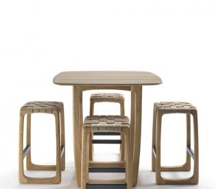 Барный стул Riva 1920 Bungalow