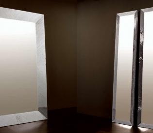 Зеркало Rugiano Ice