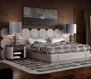 Кровать Smania Pascale 380
