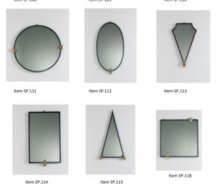 Зеркало Sigma Elle Due SP108/SP119