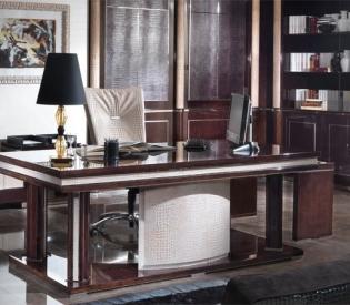 Письменный стол Turri Genesis Leather