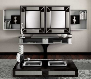 Модуль TV Vismara Sliding Home Cinema Fiber
