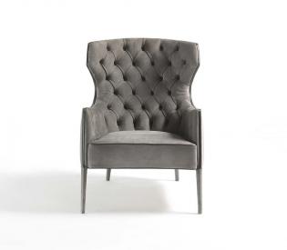 Кресло Vittoria Frigerio Piola Bergere