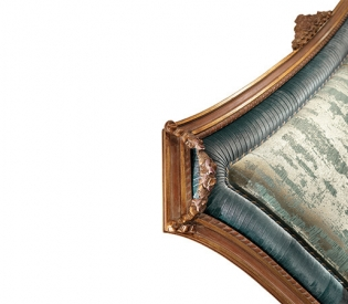 Кровать Zanaboni Hermes