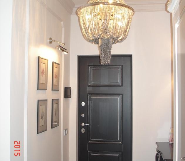 Квартира в Москве и итальянская мебель