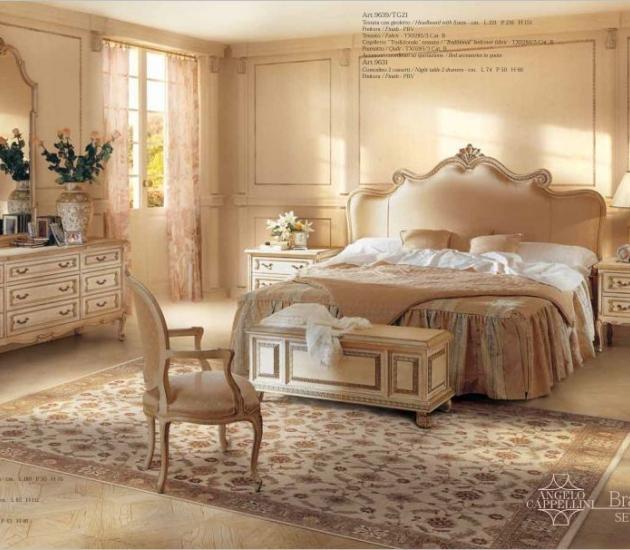 Спальный гарнитур Angello Cappellini BRAHMS