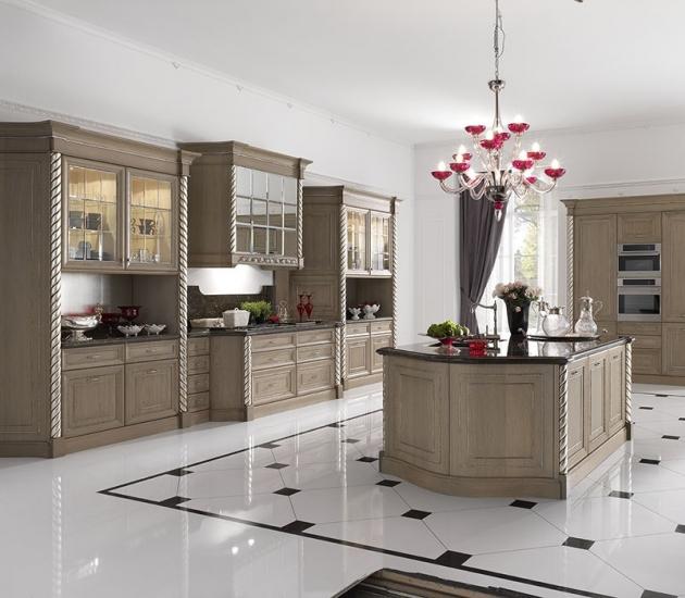 Кухонный гарнитур FM Bottega Paris