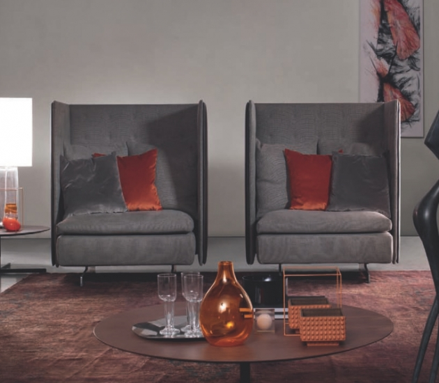 Кресло Poltrona Frau Grantorino HB