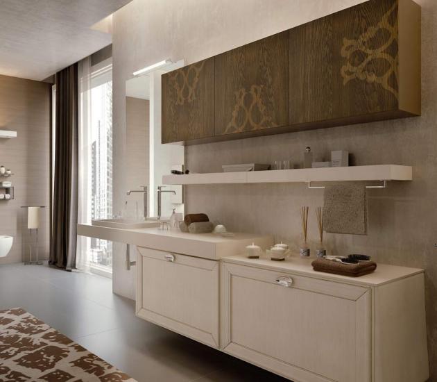 Гарнитур для ванной Arcari Taormina
