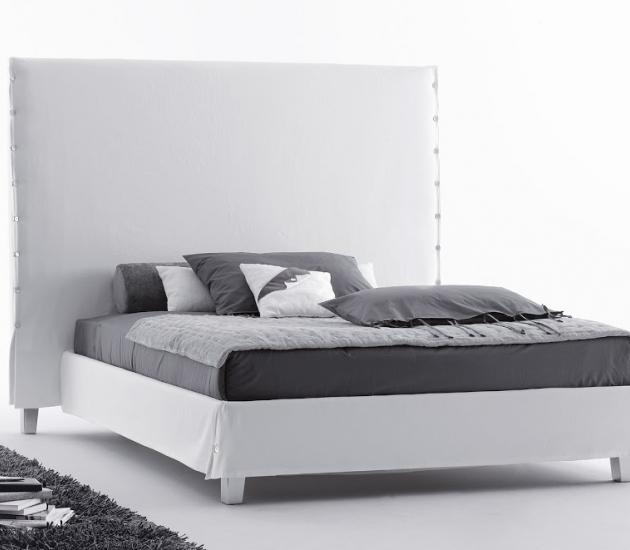 Кровать Orizzonti White High